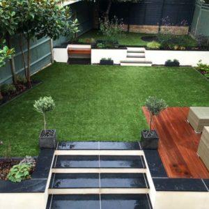 Landscape Gardeners Manchester Home hunter gardens garden design workwithnaturefo